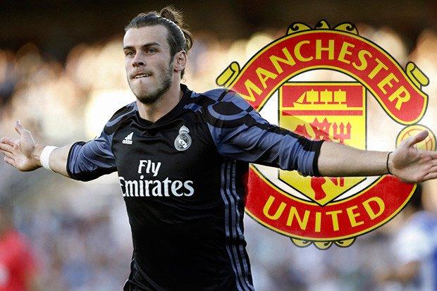 Gareth Bale sẵn sàng nhận lương thấp dể đến Man United
