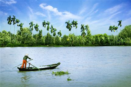 mơ thấy sông nước