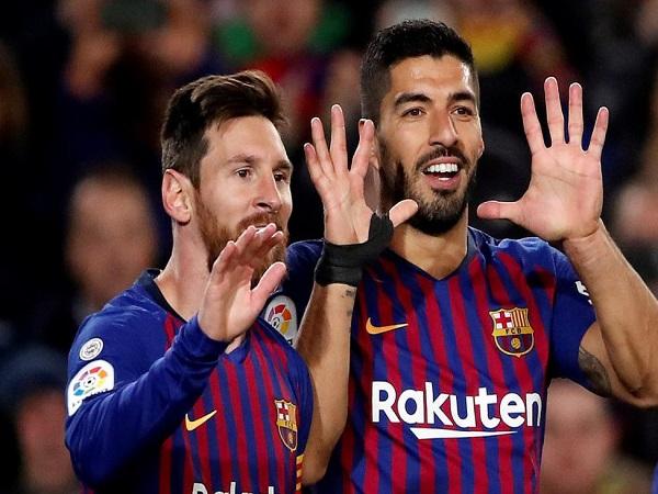 Barca sẽ tiếp tục gục ngã ở La Liga?