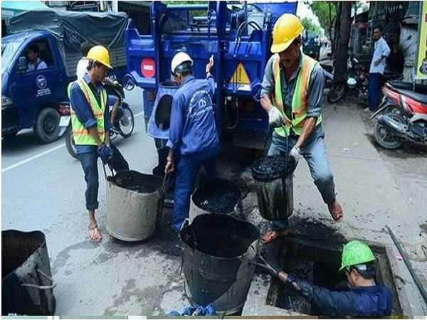 Giá tiền thông hút bể phốt tại Thanh Bình cạnh tranh nhất thị trường
