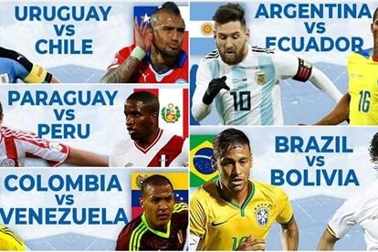 World Cup 2022 khu vực Nam Mỹ