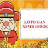 Loto gan KQXSMB ngày 10/5/2021 thứ 2 chuẩn xác