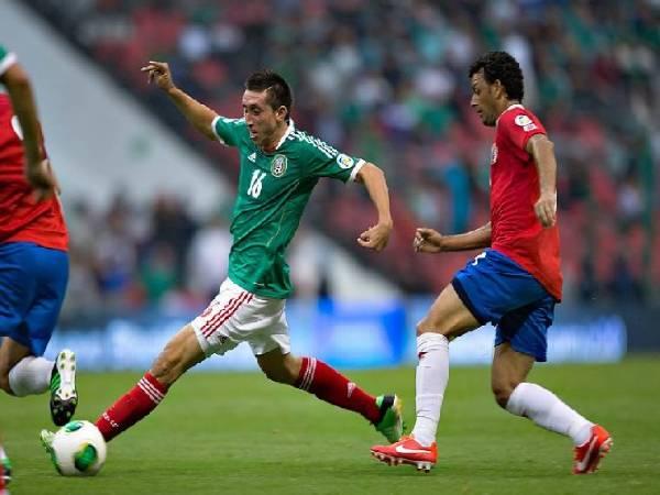 Thông tin trận đấu Costa Rica vs Mexico, 9h ngày 4/6