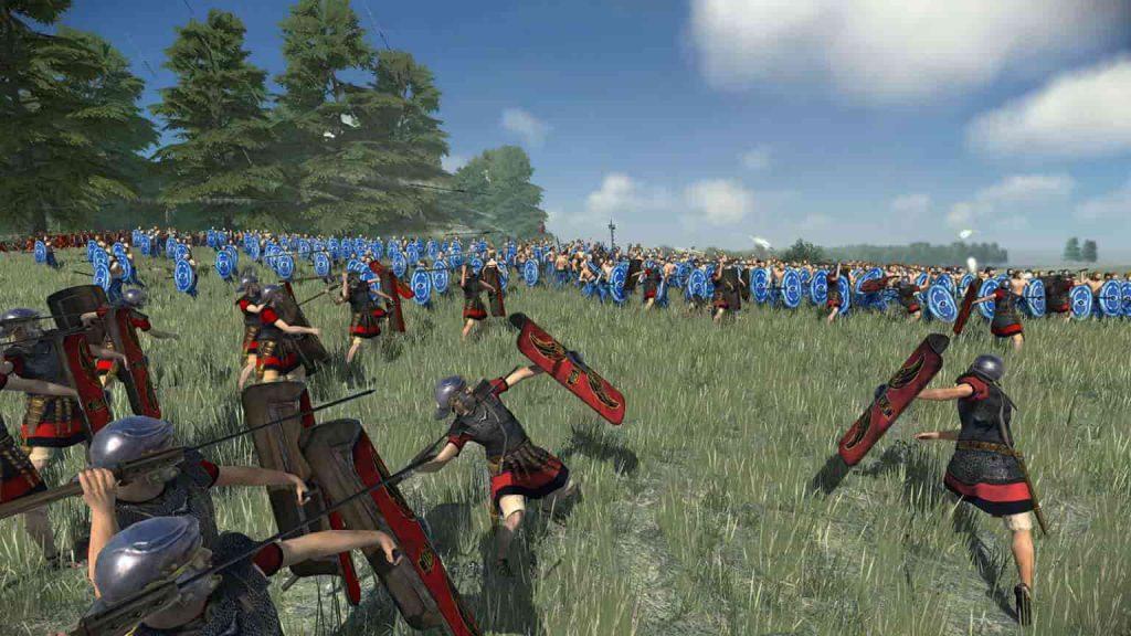 Large Total War: Rome Remastered Patch Cải thiện hỗ trợ sửa đổi và khắc phục một số vấn đề về giao diện người dùng