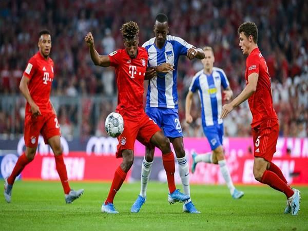 Nhận định bóng đá Bayern Munich vs Hertha Berlin, 20h30 ngày 28/8