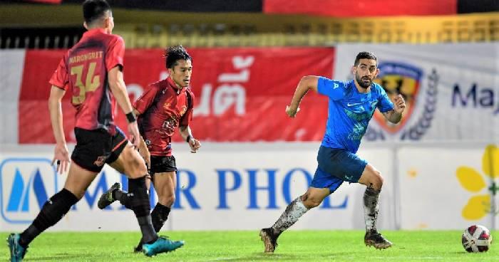 Soi tỷ lệ kèo châu Á Khonkaen vs Nakhon Ratchasima ngày 6/10